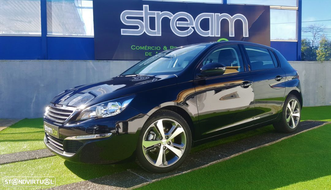 Peugeot 308 1.6 Blue-HDi Active - 1