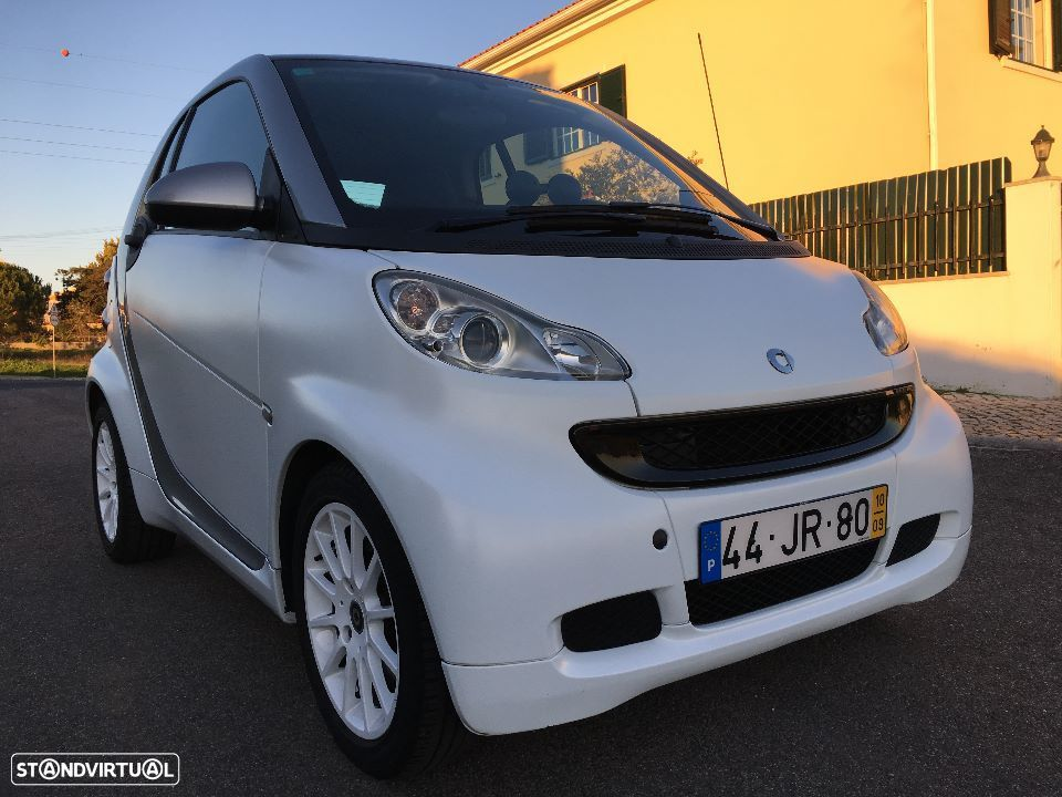 Smart ForTwo Passion - 4