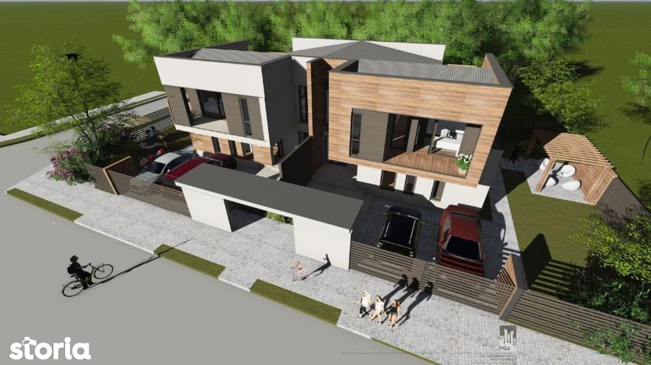 Casa de vanzare, Timiș (judet), Strada Aurora - Foto 1