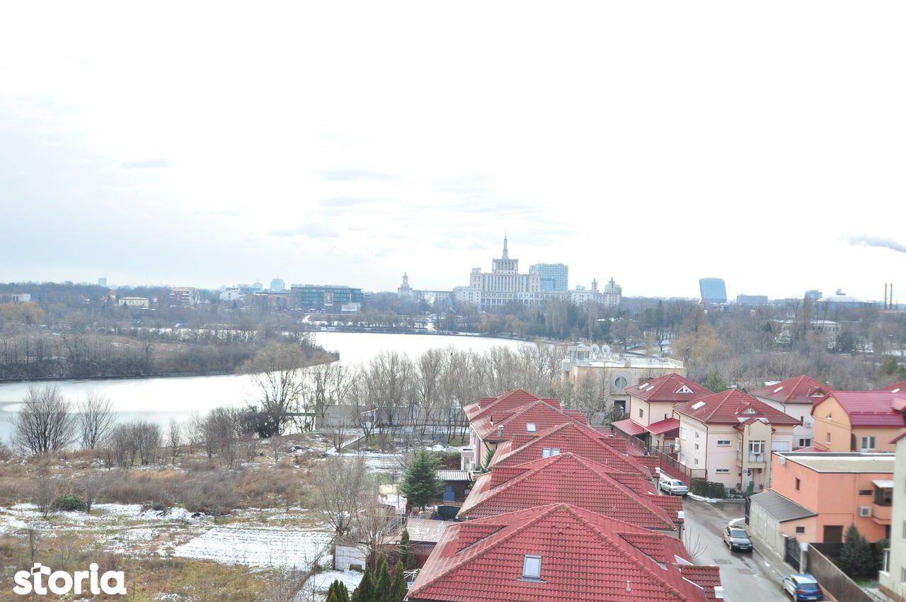 Apartament de inchiriat, București (judet), Băneasa - Foto 15