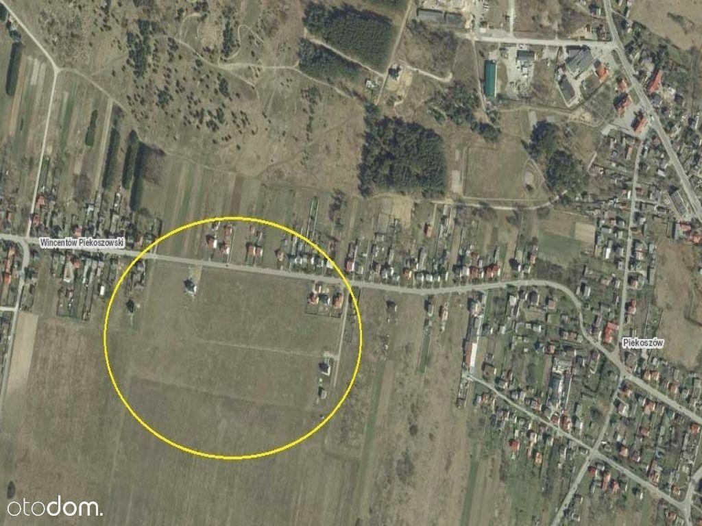 Działka na sprzedaż, Wincentów, kielecki, świętokrzyskie - Foto 2