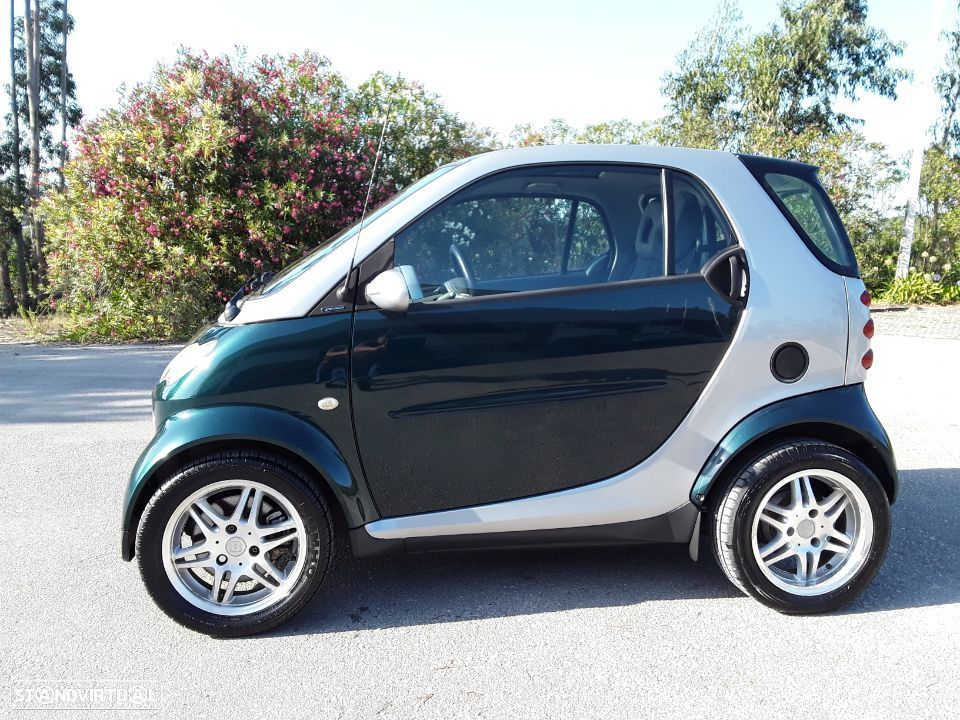 Smart ForTwo GRANDSTYLE - 1