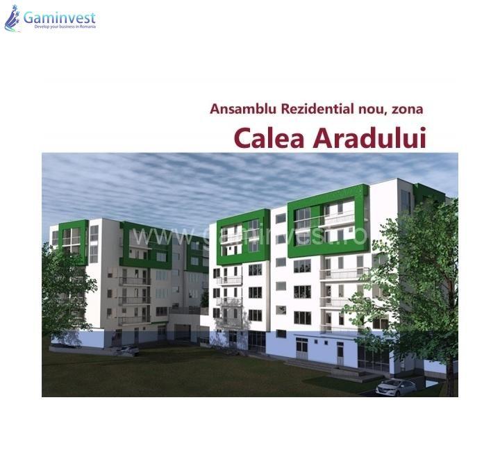 Apartament de vanzare, Bihor (judet), Calea Aradului - Foto 13