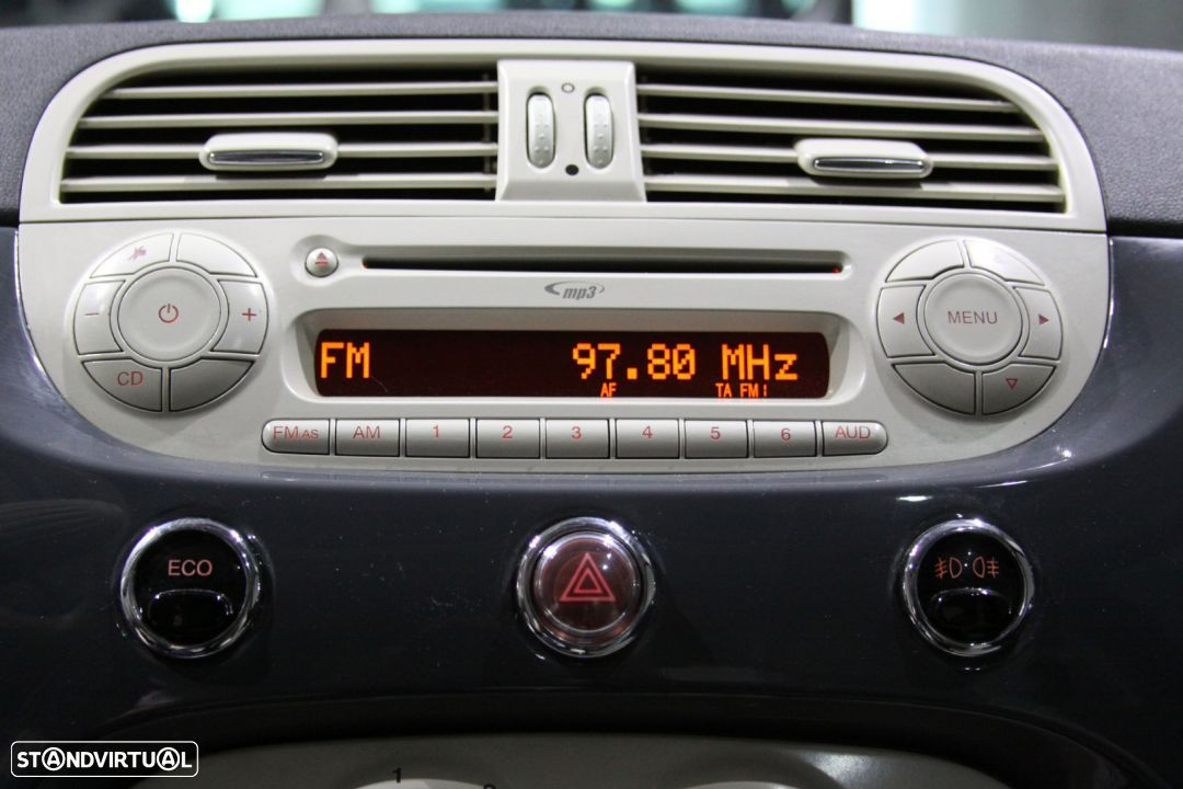Fiat 500 0.9 8v. Twin Air Lounge - 25