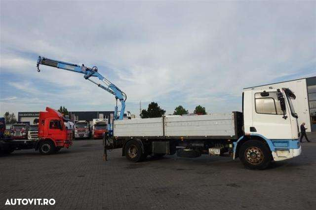 DAF CF75.270 4X2 MANUAL WITH ATLAS HLK105 - 7