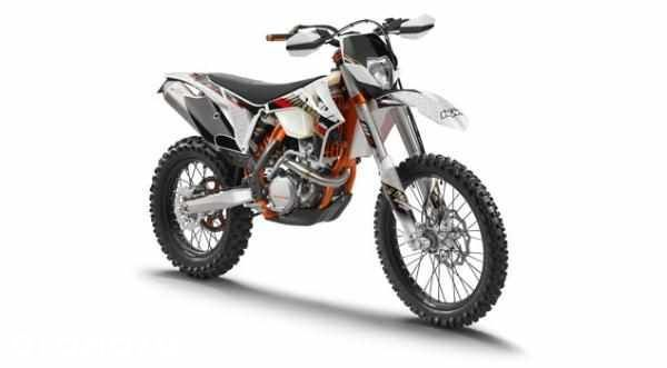 KTM EXC KTM 350 EXC F Six Days Model 2019 Rapid Poznań 4200, voucher - 1