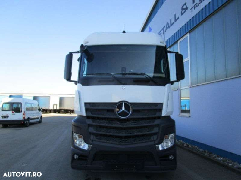 Mercedes-Benz 1842 Ls Big Space Euro6 Retarder Saftey Pack - 4