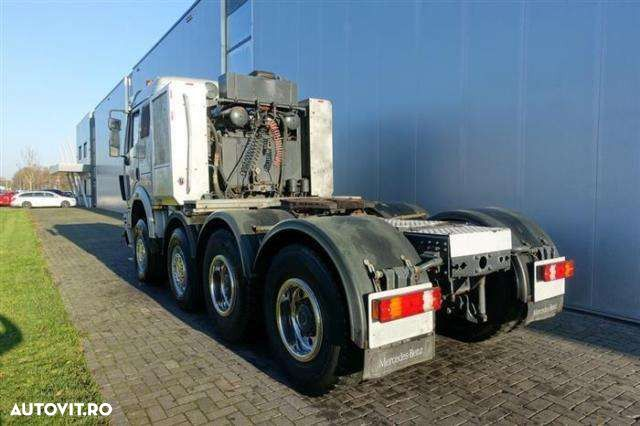 Mercedes-Benz Sk3350 8x4 Manual Full Steel Hub Redcution Retar - 6