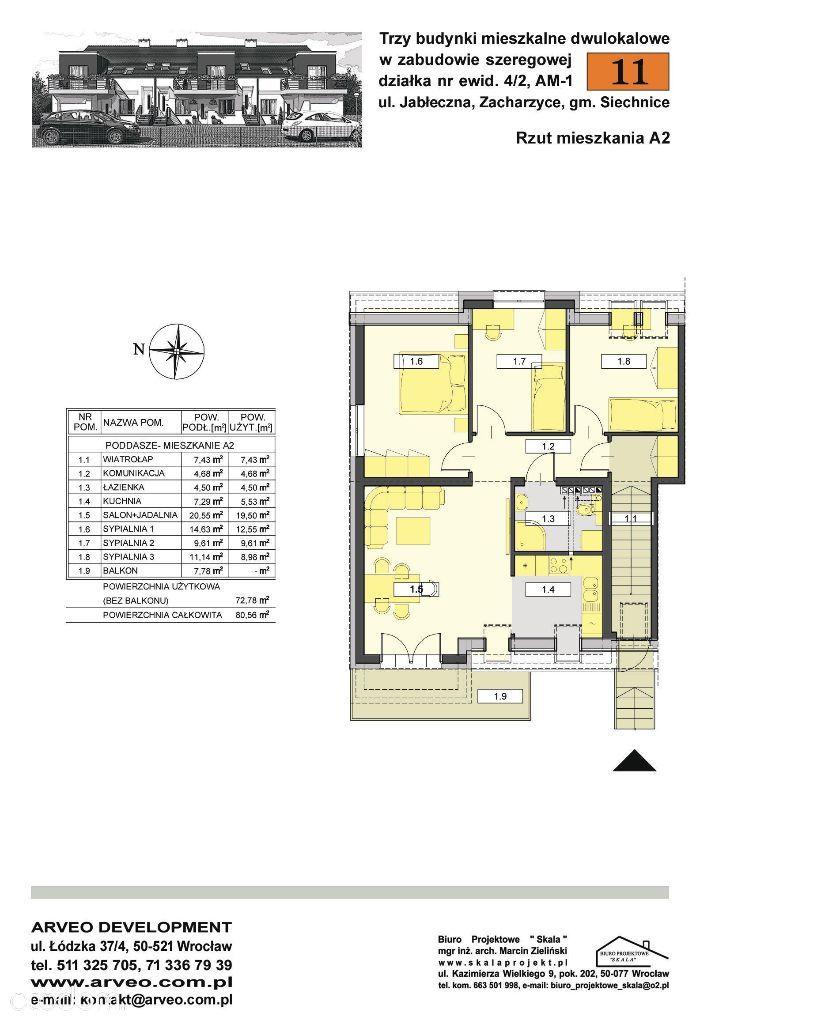 Mieszkanie na sprzedaż, Wrocław, dolnośląskie - Foto 1010
