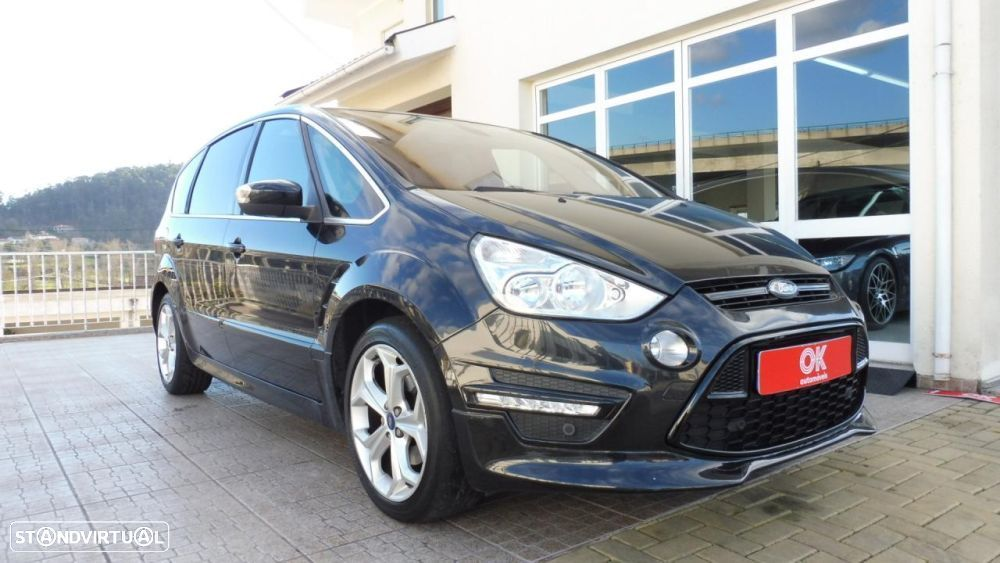 Ford S-Max Reservada - 1