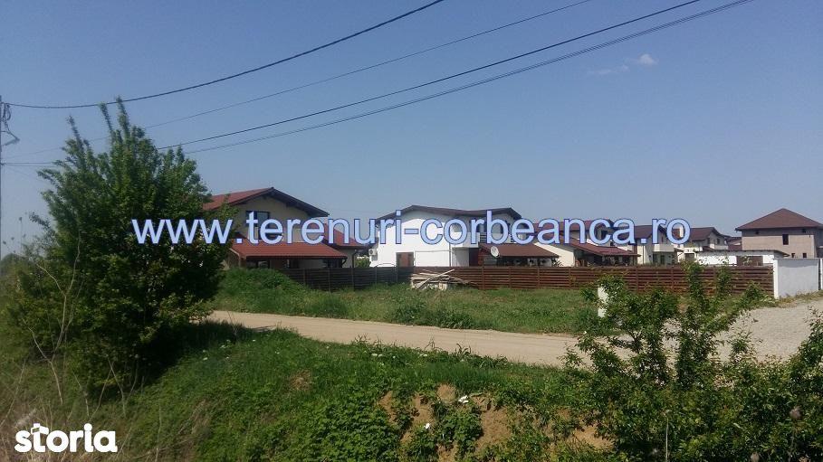 Teren de Vanzare, Corbeanca, Bucuresti - Ilfov - Foto 5