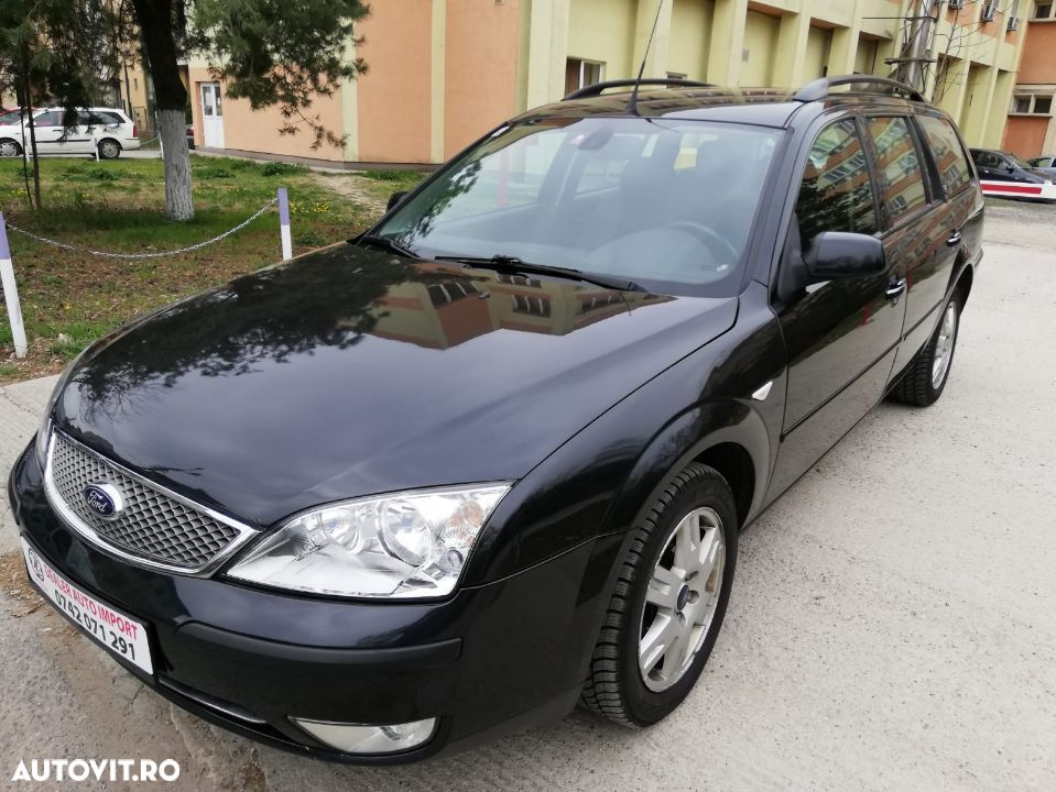 Ford Mondeo Mk3 - 3