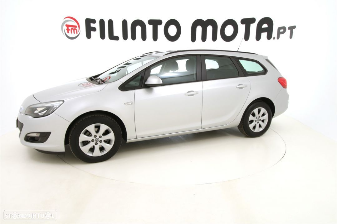 Opel Astra Sports Tourer 1.3 CDTi Selection S/S - 21