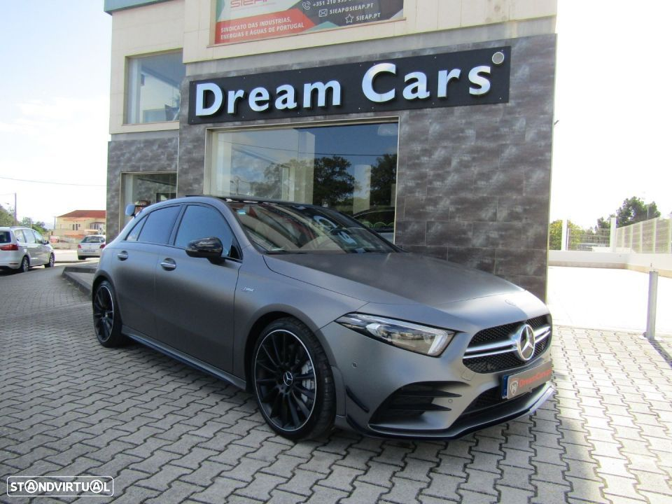 Mercedes-Benz A 35 AMG 4-Matic Turbo - 1