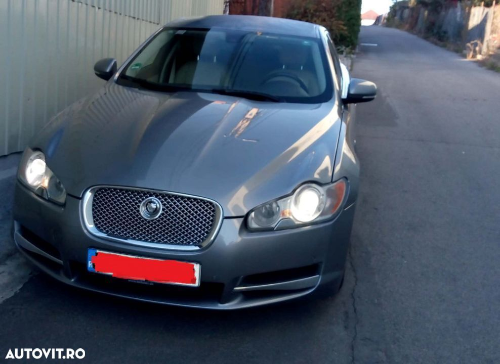 Jaguar XF Sportbreak - 7