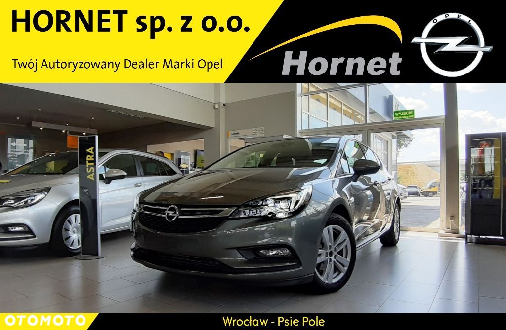 Opel Astra Dynamic 1.4 Turbo 150KM!Matrycowe reflektory LED IntelliLux®! 2019 - 30