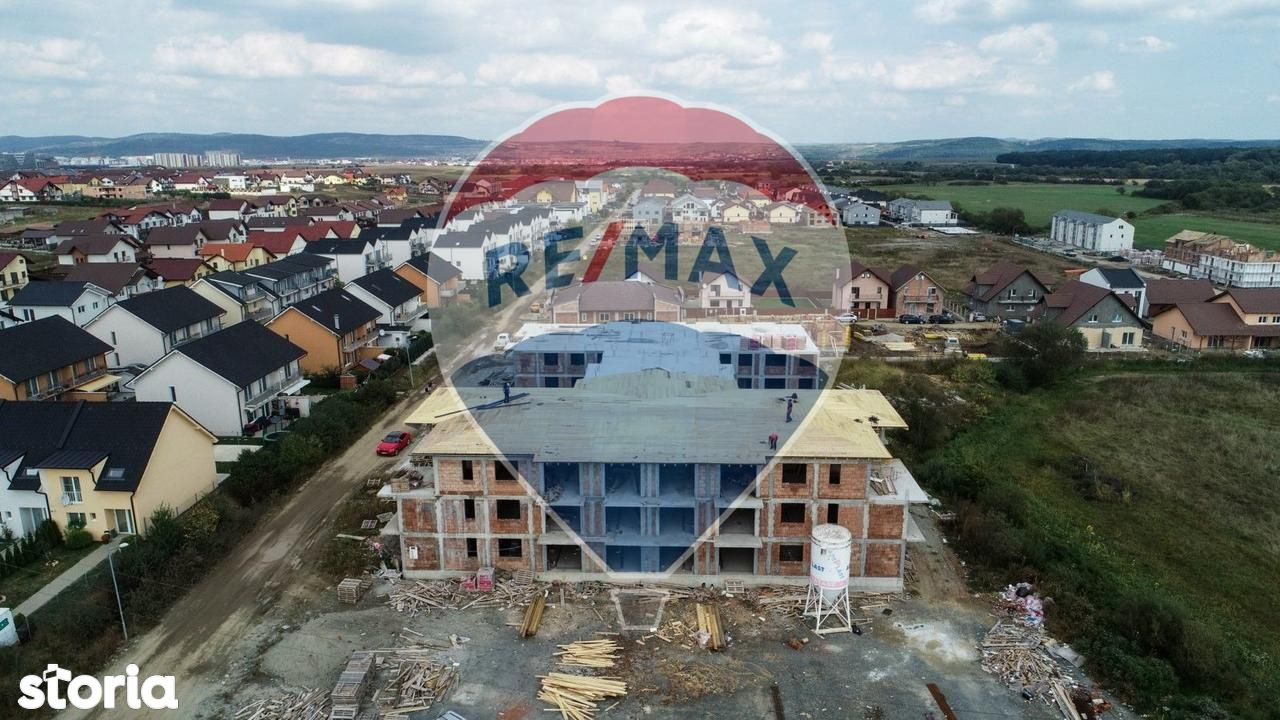 Apartament de vanzare, Sibiu (judet), Primăverii - Foto 1