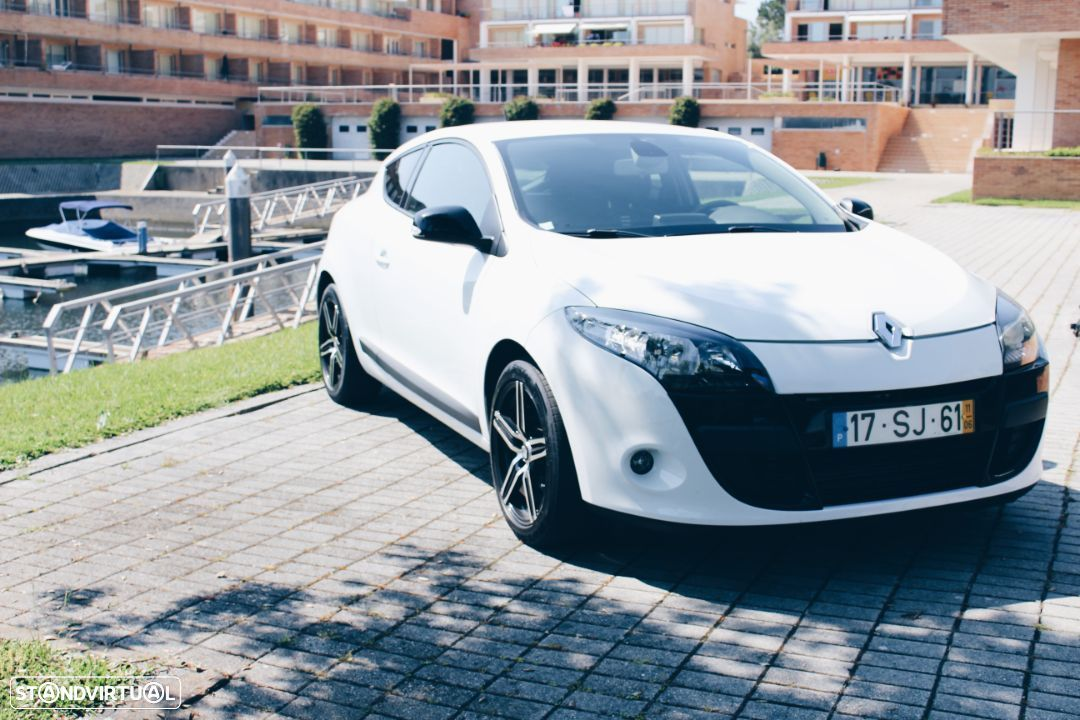 Renault Mégane Coupe Dyn. S 1.5 dCi - 1