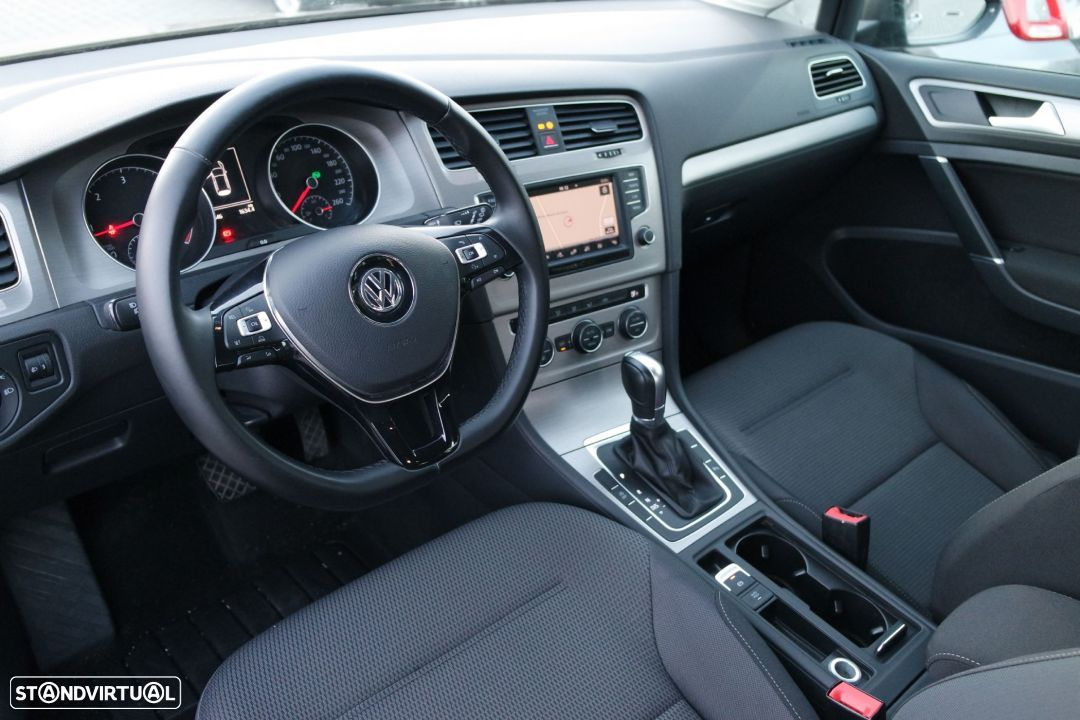 VW Golf 1.6TDI DSG GPS EDITION - 9