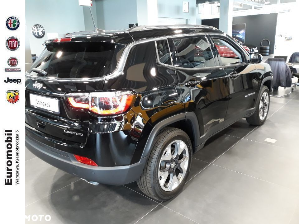 Jeep Compass , 2019r. Limited 1,4 170 KM 4x4 AT9 - 10