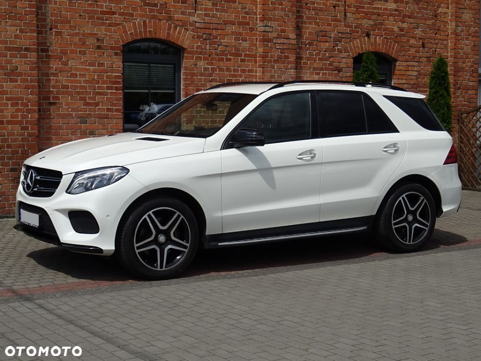 Mercedes-Benz GLE 350d 4Matic AMG LED/ILS Kamera360 Airmatic Hak - 1