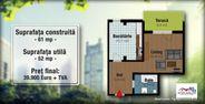 Apartament de vanzare, Mureș (judet), Strada Livezeni - Foto 3