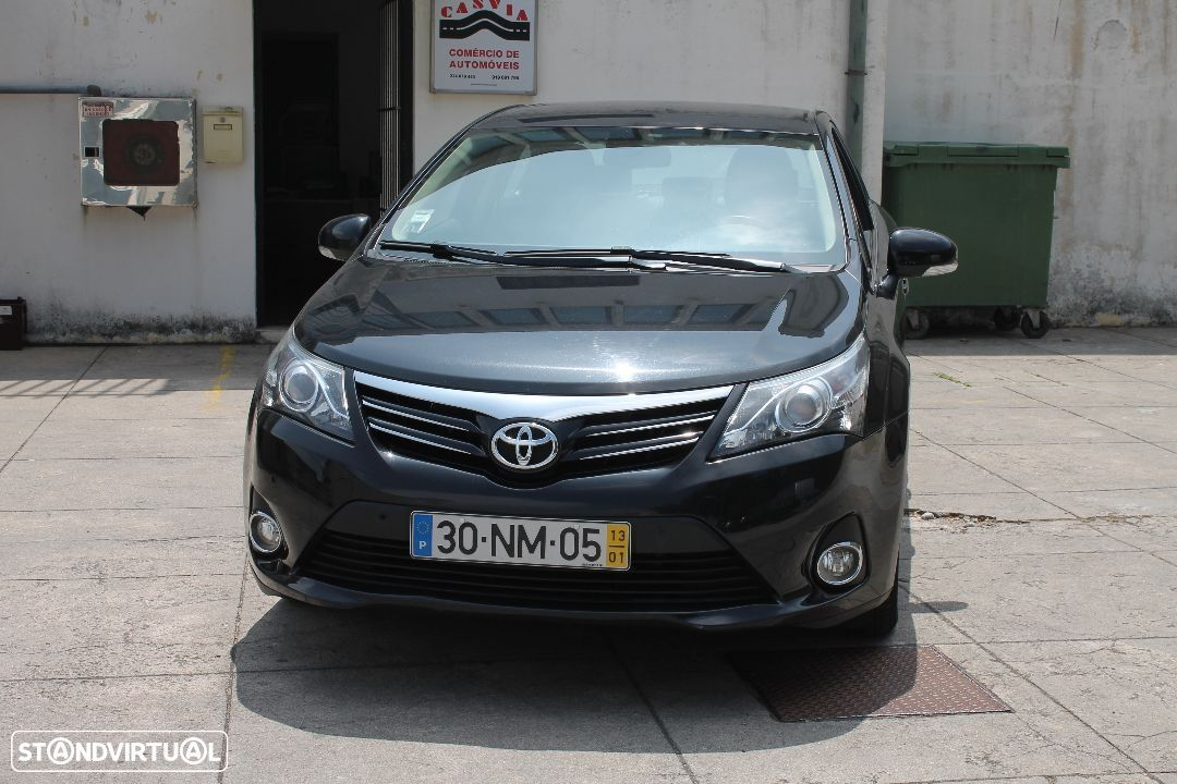 Toyota Avensis 2.0 D4D LUXURY - 1