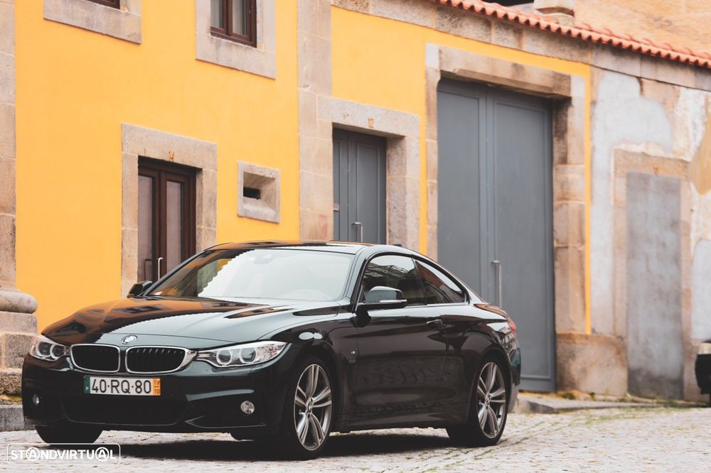 BMW 420 Pack M Coupe - 1