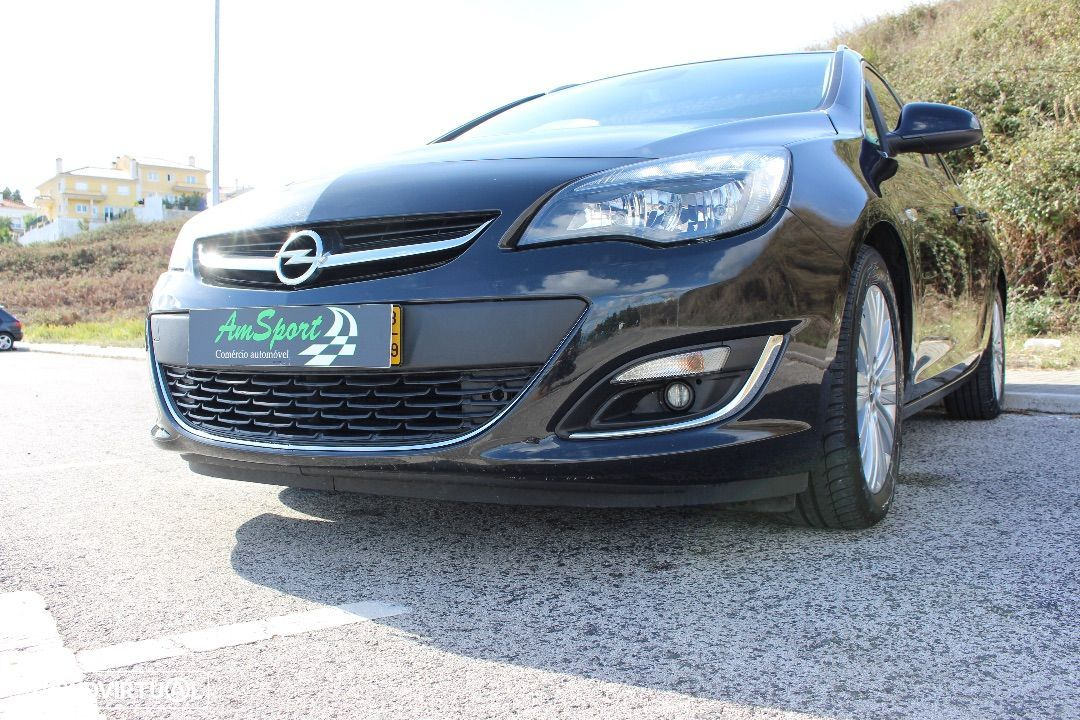 Opel Astra Sports Tourer 1.7 cdi Cosmo S  S - 9