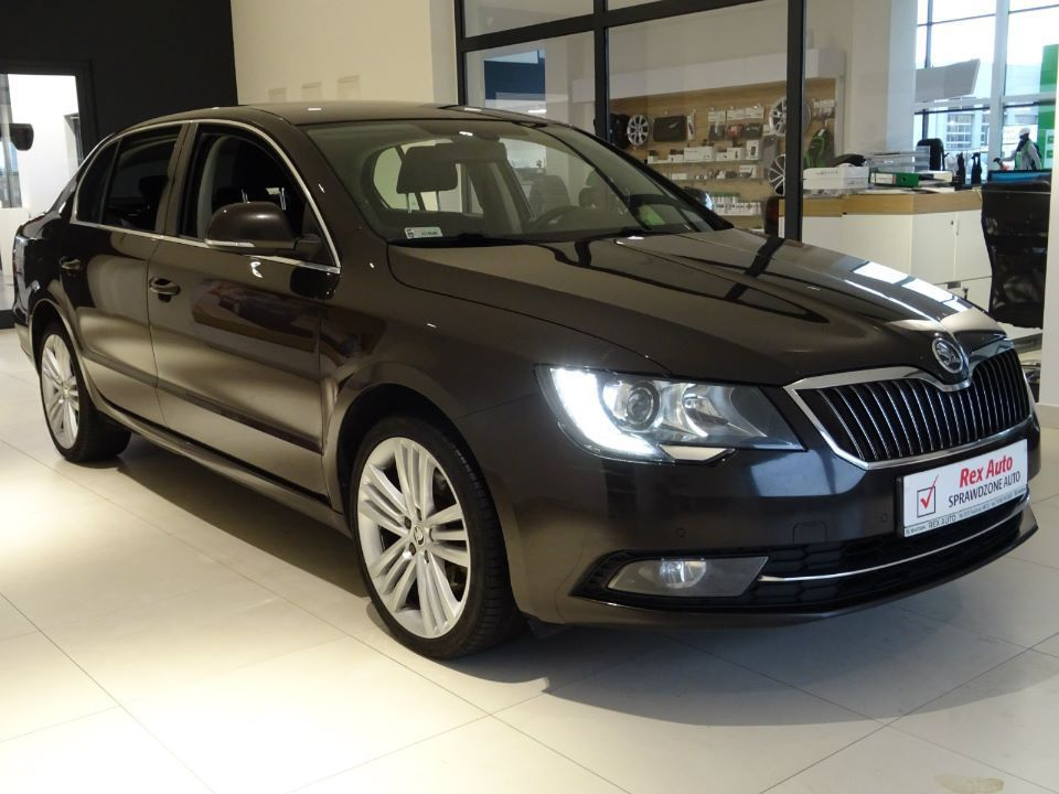 Škoda Superb 2.0TDI 170KM Salon Polska - 4