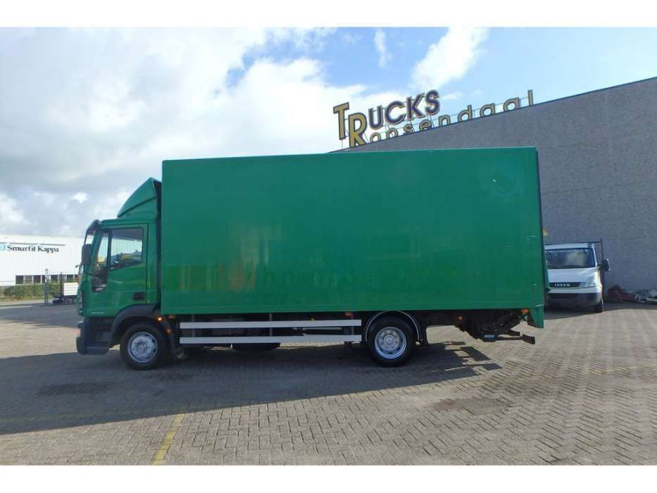 Iveco EuroCargo 120E18 + Manual + Lift - 21