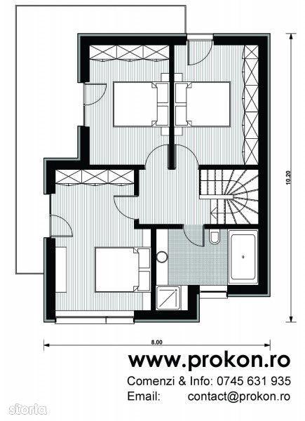Casa de vanzare, Ilfov (judet), Strada Epigoniilor - Foto 4