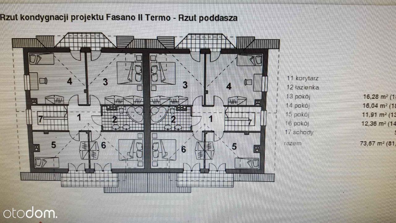 Dom na sprzedaż, Warszawa, Białołęka Dworska - Foto 1
