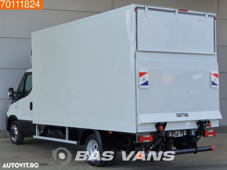 Iveco Daily 35C16 160pk Bakwagen Laadklep Koffer LBW 19m3 Airco Cruise - 2