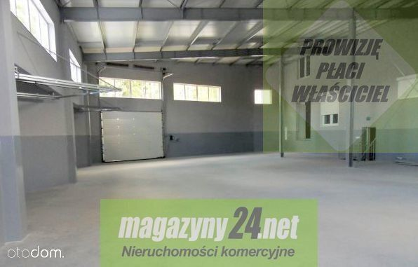 Hala/Magazyn na sprzedaż, Gdańsk, Osowa - Foto 12