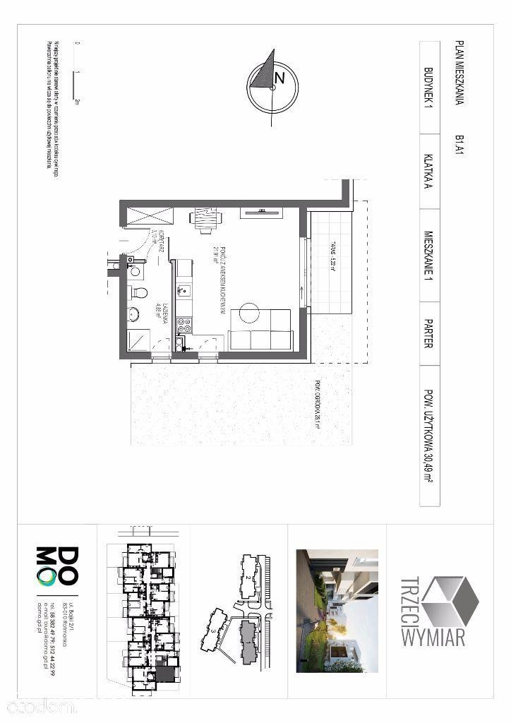 Mieszkanie na sprzedaż, Rotmanka, gdański, pomorskie - Foto 1