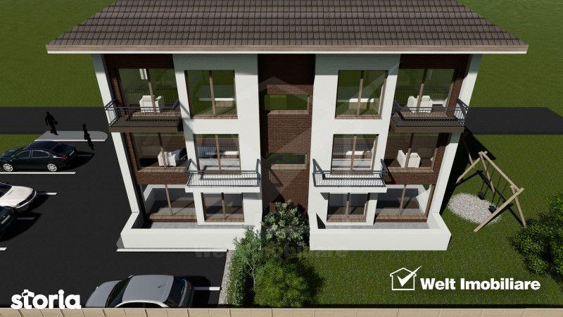 Apartament de vanzare, Cluj (judet), Floreşti - Foto 13