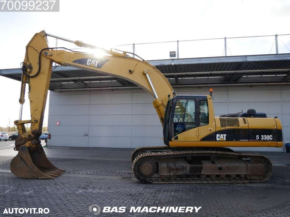 Cat 330CL Nice and clean machine - 17