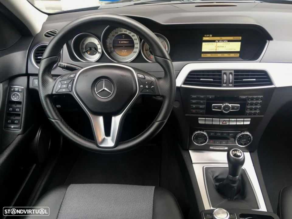 Mercedes-Benz C 220 CDi Avantgarde - 4
