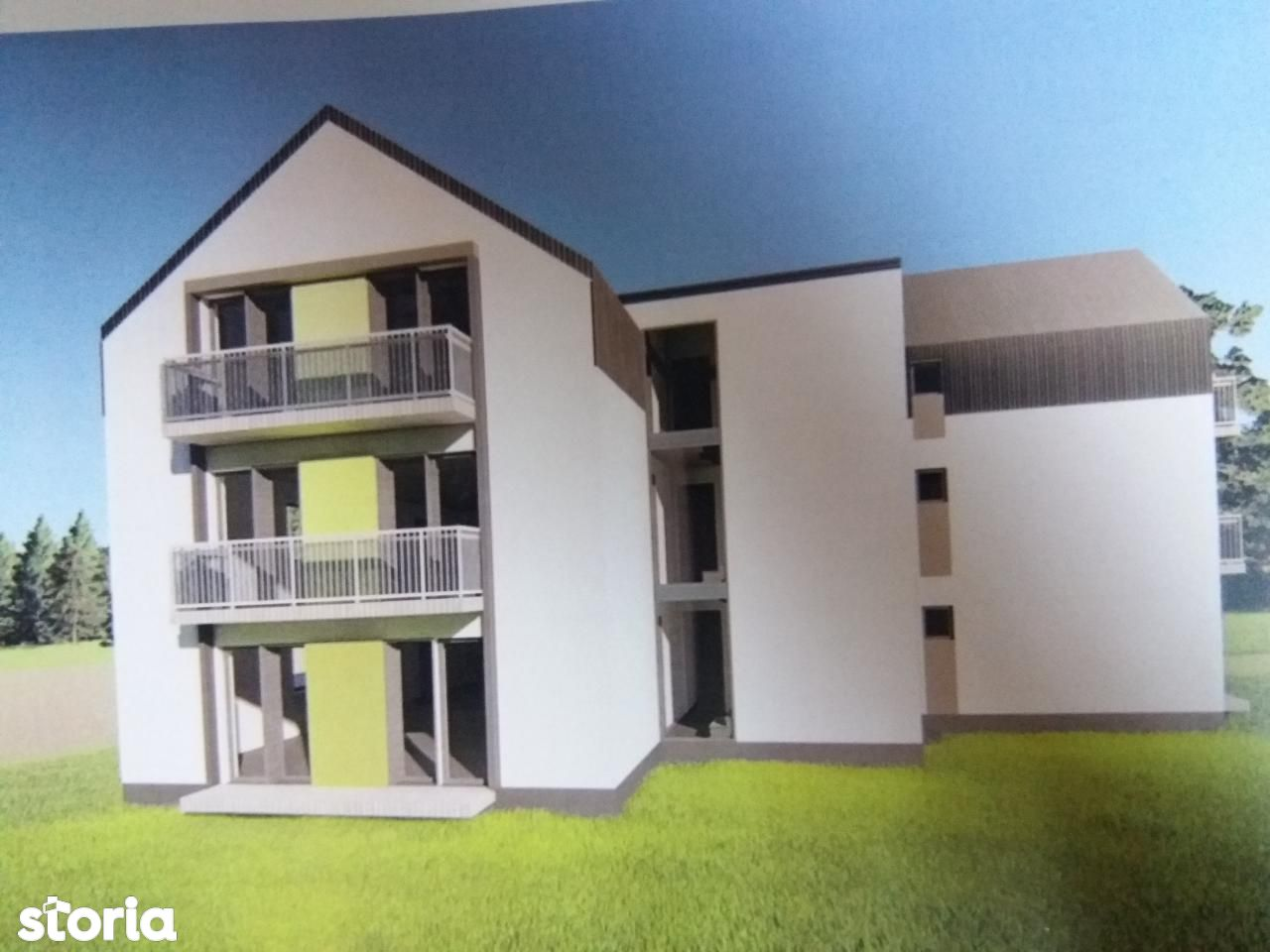 Apartament de vanzare, Maramureș (judet), Baia Mare - Foto 1