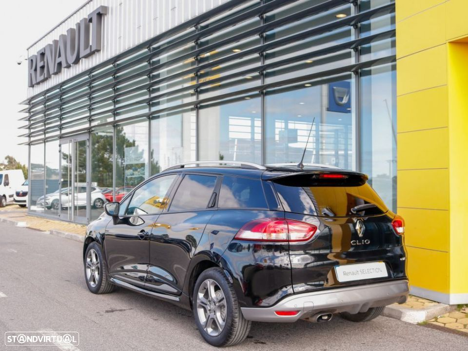 Renault Clio 0.9 Energy TCe 90 GT Line - 4