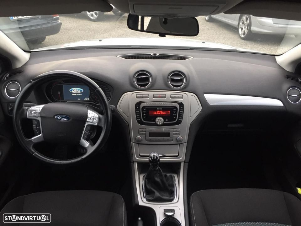 Ford Mondeo SW 1.8 tdci - 21
