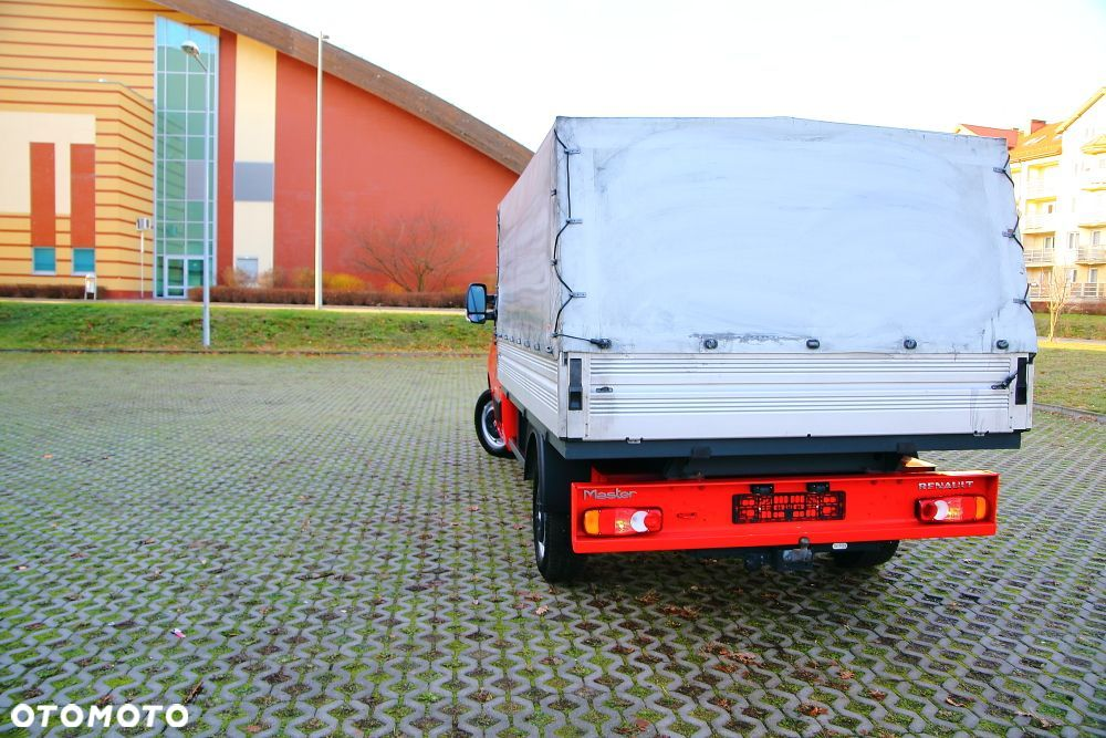 Renault master  2,3 DCI 125ps jak NOWY - 19