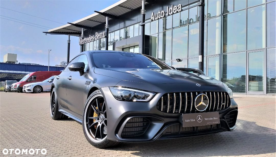 Mercedes-Benz AMG GT AMG GT 4 DOOR Coupe 63s 4 MATIC+ /mct 9G/amg ride control+/ AIB00107/ - 10