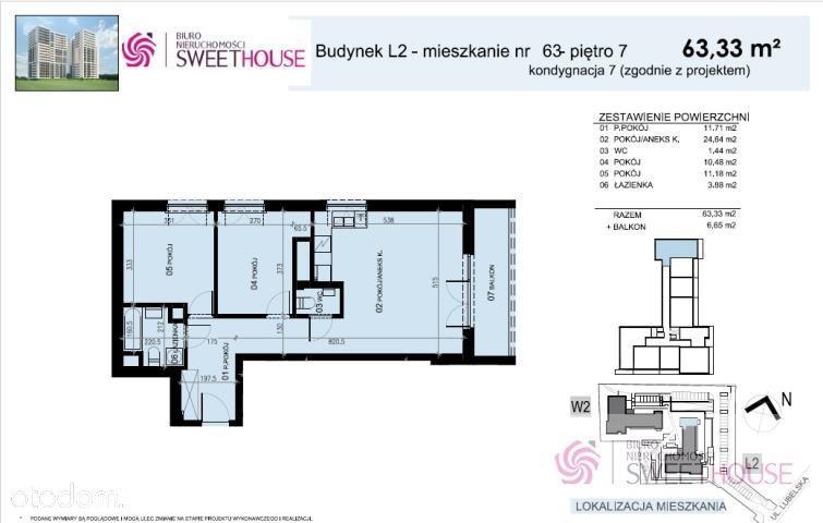 Mieszkanie na sprzedaż, Rzeszów, Staromieście - Foto 11
