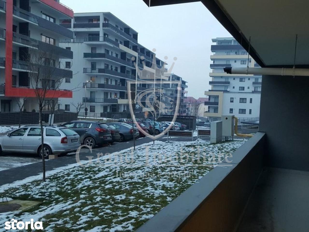 Apartament de inchiriat, Cluj (judet), Aleea Zaharia Stancu - Foto 12