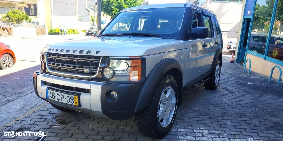 Land Rover Discovery TDV6 53€ iuc 7 lugares - 3