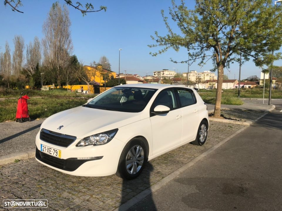 Peugeot 308 1.6 HDI ACTIVE BUSINESS - 1