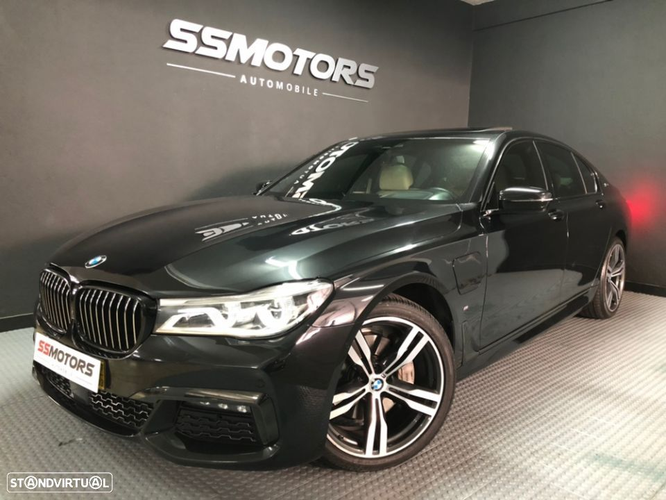 BMW 740 e DRIVE PERFORMANCE PACK M FULL EXTRAS - 1