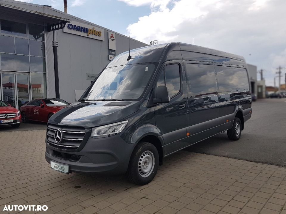 Mercedes-Benz Sprinter 319 CDI Lung - 26